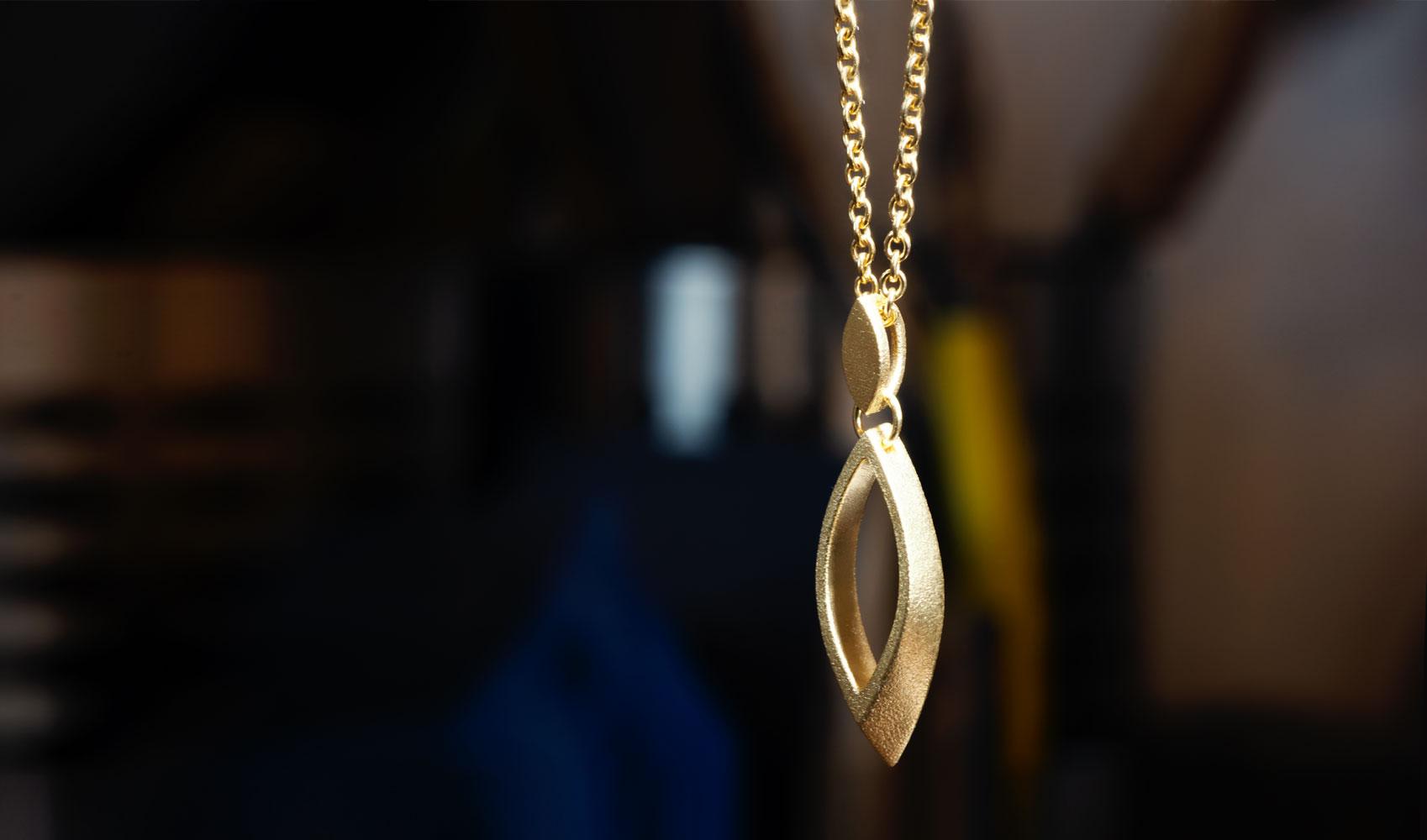 Fair Trade Schmuck von GOLDAFFAIRS - Anhänger aus FAIRTRADE Silber